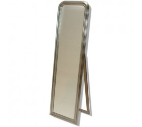 Silver Cheval Mirror | Design JV021