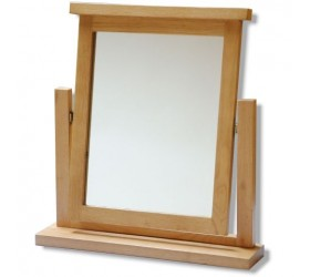 Oak Dressing Table Mirror