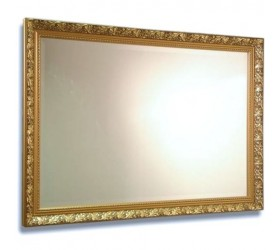 Classic Gold Ornate Framed Wall Mirror