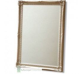 Antique style gold framed Mirror