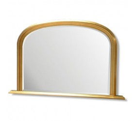 Gold Overmantle Mirror | Design LC194