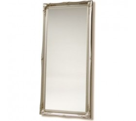 3 Inch Cream Full Height Swept  Mirror | Design LC267