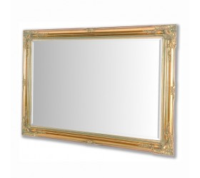 Gold Classic Style Wall Mirror