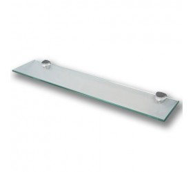 100 x 500mm Glass Shelf