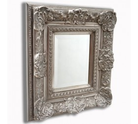 Antique Styled silver Wall Mirror