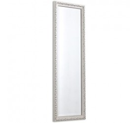 Shabby Chic slim Wall Mirror
