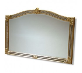Gold Overmantle Mirror | Design MD027
