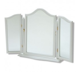 White Dressing Table Mirror