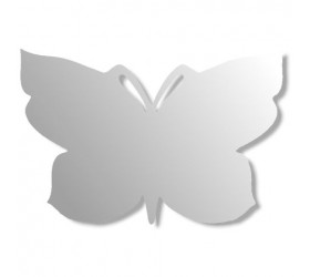 Large Butterfly Acrylic Mirror Shape