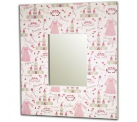 Princess themed Mirror
