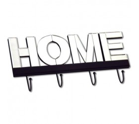 Home Mirrored Coat Hooks