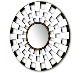 Circular Decorative Wall Mirror