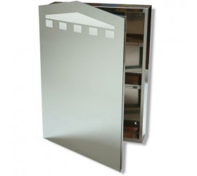 Bathroom Wall Mirror Cabinet and Shelf
