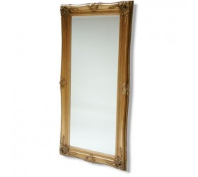 Gold Decorative Wall Mirror
